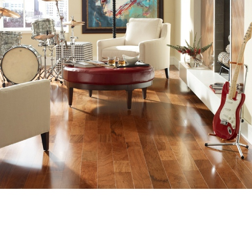 African Magnolia Select 2mm Wear Layer Engineered Prefinished Flooring